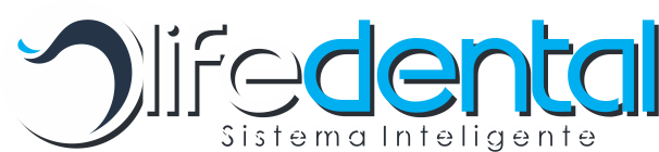 Logotipo do sistema odontológico Life Dental